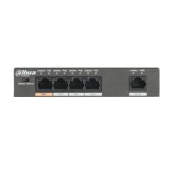 Switch 4 Ports - 4PoE - DAHUA