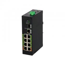 Switch 8 Ports - 8 ePoE -...