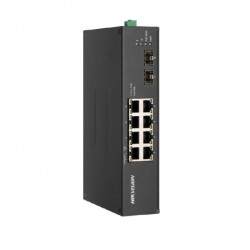 Switch 8 Ports - 6 Gigabit...