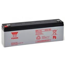 Batterie 2.1Ah - 12v YUASA...