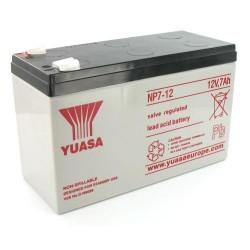 Batterie 7Ah - 12v YUASA - NP7