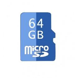 Carte SD 64Gb - Hikvision
